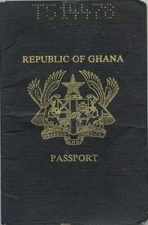Is Ghana Passport Worthless?